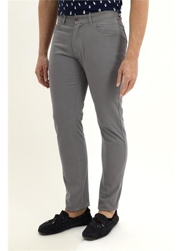Kiğılı Pantolon Füme